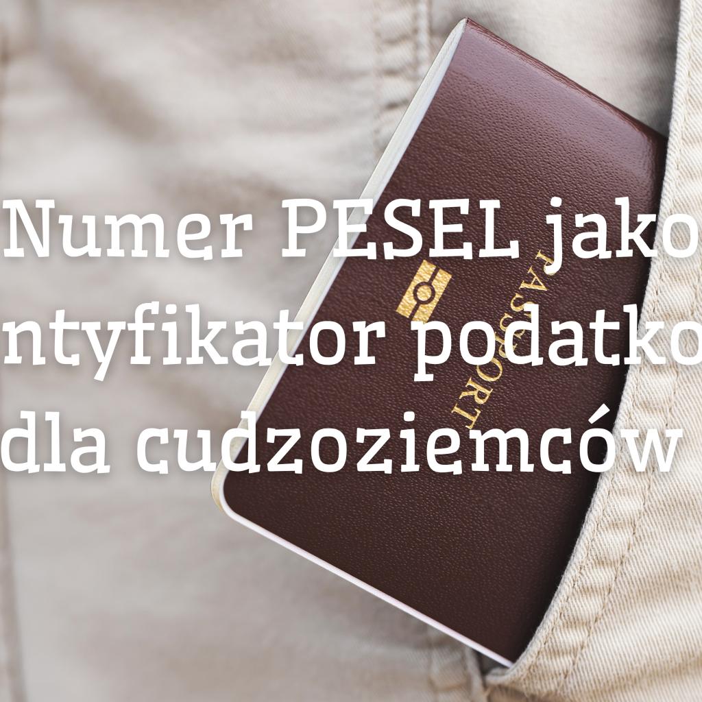 Numer PESEL